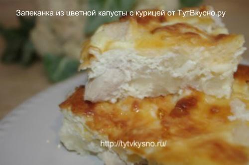 рецепт вкусной запеканки с фото