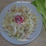 Салат РАСТРЕПКА, рецепт с курицей
