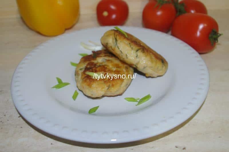 Вкусные рыбные котлеты из горбуши рецепт классический