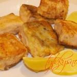 Жареная красная рыба. Рецепт с фото