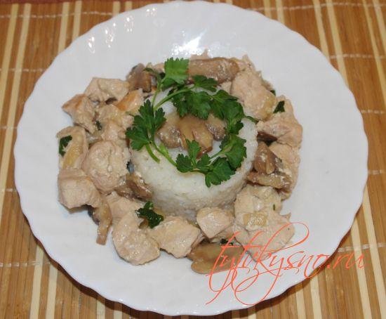 курица и овощи в мультиварке рецепты с фото с