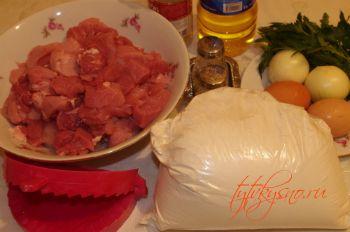 Как приготовить чебуреки. Рецепт с фото.
