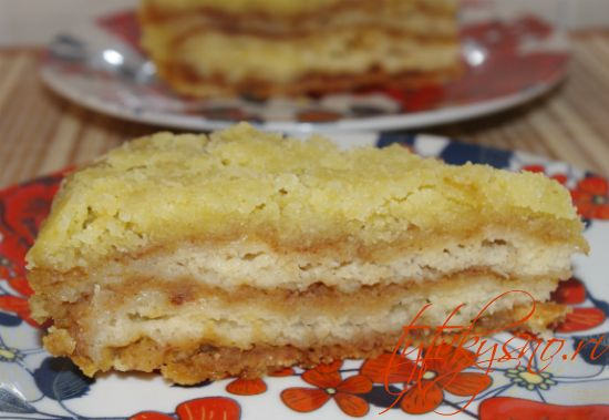 как готовить вкусный насыпной яблочный пирог