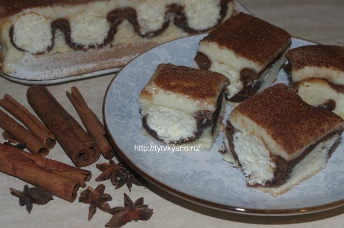 Пирог утренняя роса пошаговый фото рецепт