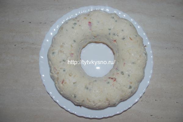 пошаговый рецепт с фото куриный террин