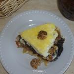 Салат на праздничный стол из курицы с грибами, сыром и черносливом
