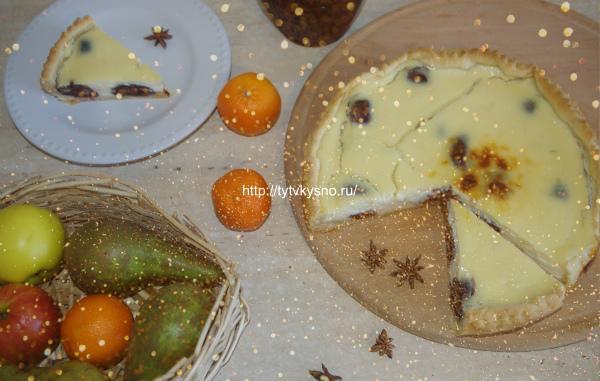 д3 десерты для новогоднего стола