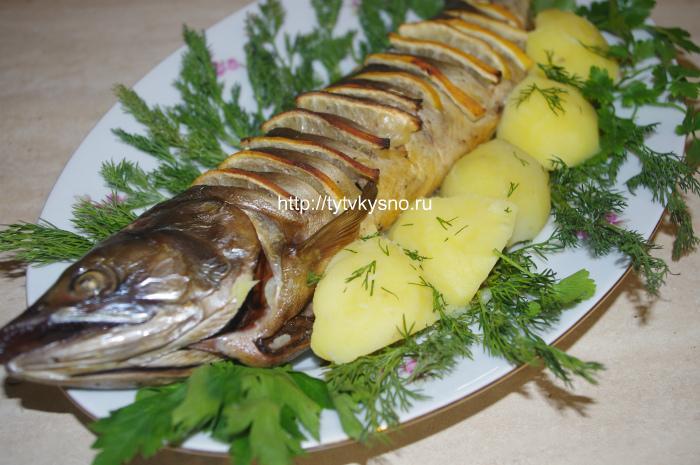 форель запеченная в духовке в фольге вкусный рецепт с лимоном ф8