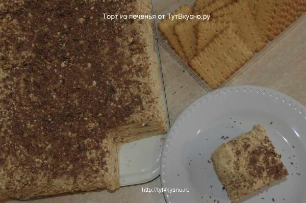 простой и быстрый рецепт тортика без выпечки