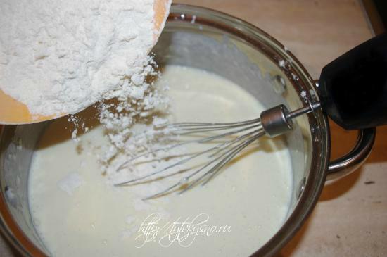 для рецепта лучшие пышные оладьи на кефире