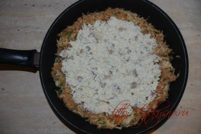 кладем начинку для картофельного пирога рецепт для сковороды и духовки