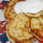 сырники с творогом рецепт