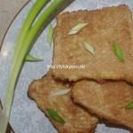 Вафли с фаршем в кляре пошагово с фото