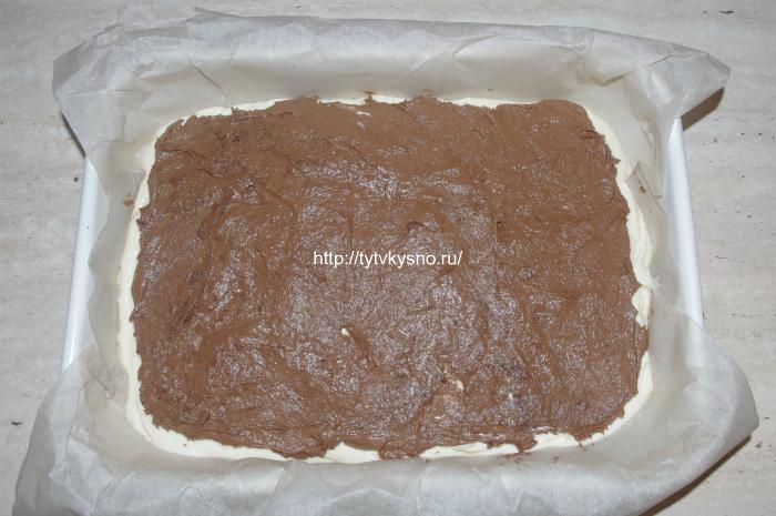 Тесто для пирога утренняя роса в форме