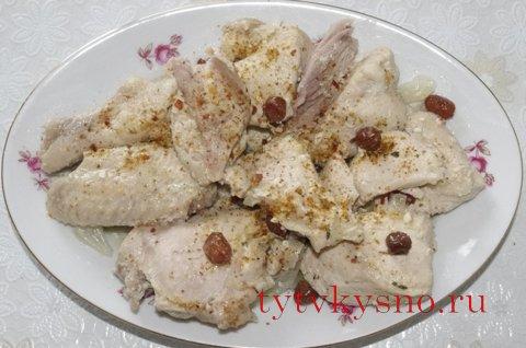 Как можно вкусно  приготовить курицу, курица