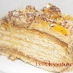 Медовый торт «Рыжик»