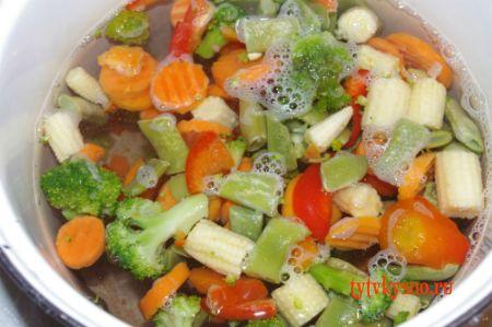 """Как приготовить овощи """"Аль денте""""?"""