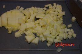 Слоеные пирожки с яблоками и корицей. Начинки для слоеных пирожков.