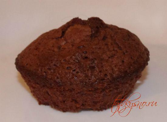 Брауни в  виде кексов
