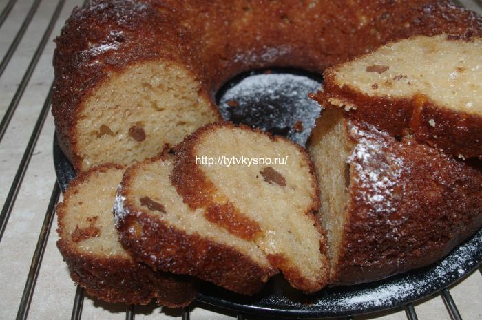 Самый вкусный рецепт творожного кекса на растительном масле