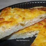 Тесто для пиццы дрожжевое, быстрое, на воде