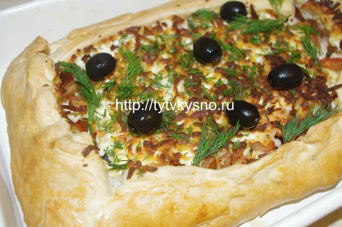 Красивое праздничное блюдо из запеченной форели рецепт с пошаговым фото