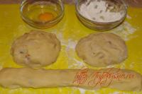 Печенье Катнуччи с миндалем