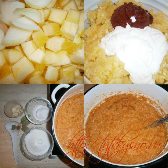 Как готовить пошаговое фото кабачковую икру с майонезом