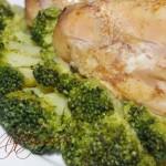Курица в мультиварке в собственном соку с овощами
