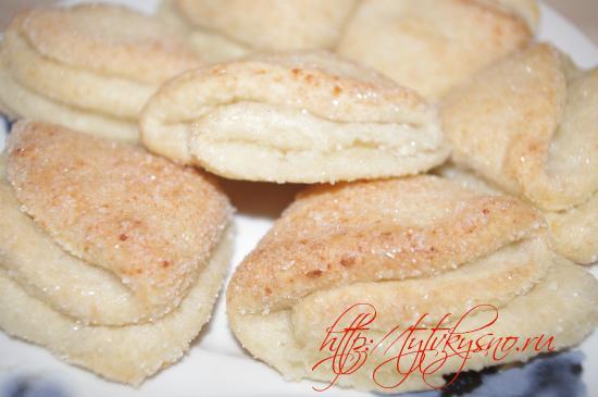 вкусное печенье из творога фото рецепт