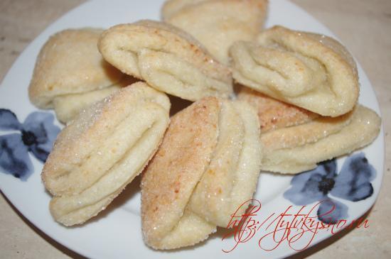 вкусный рецепт печенья из творога