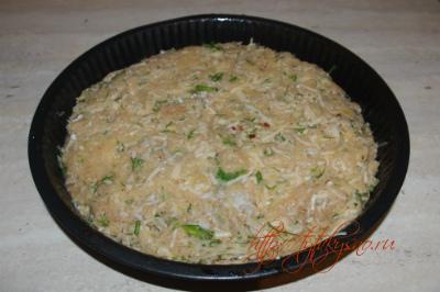 завершающий слой для картофельного пирога рецепты для сковороды
