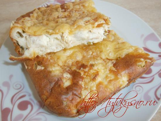 рецепт заливного пирога на сайте ТутВкусно
